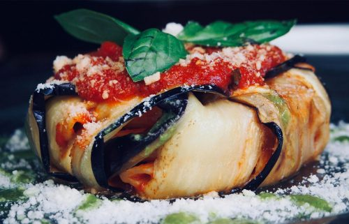Our Newest Special: Eggplant Parmigiana